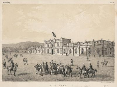The Mint, 1855--Giclee Print