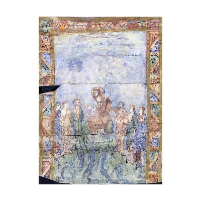 The Miracle of Christ Calming the Tempest and His Arrival in the Country of the 'Gergesenes'--Giclee Print