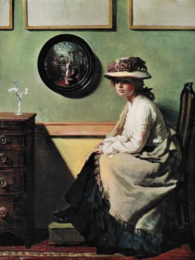 The Mirror, 1900-William Newenham Montague Orpen-Giclee Print