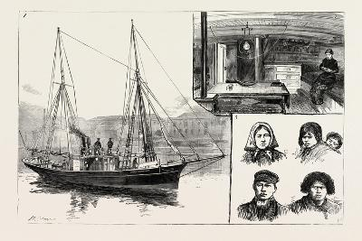 The Mission Ship of the South American Missionary Society--Giclee Print