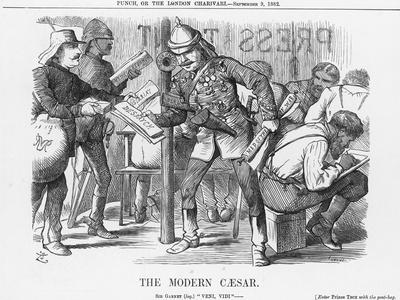 The Modern Caesar, 1882-Joseph Swain-Giclee Print