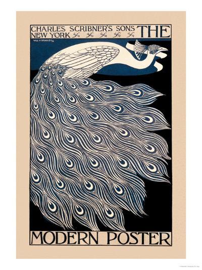 The Modern Poster-Will H^ Bradley-Art Print