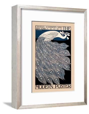 The Modern Poster-Will H^ Bradley-Framed Art Print