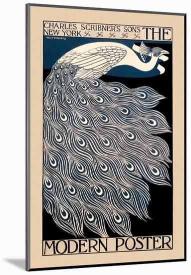The Modern Poster-Will H. Bradley-Mounted Art Print