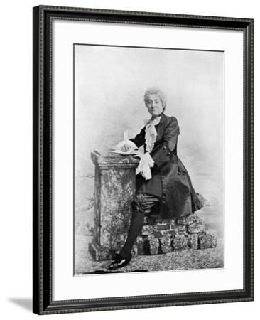The Modern Woman, 1901--Framed Giclee Print