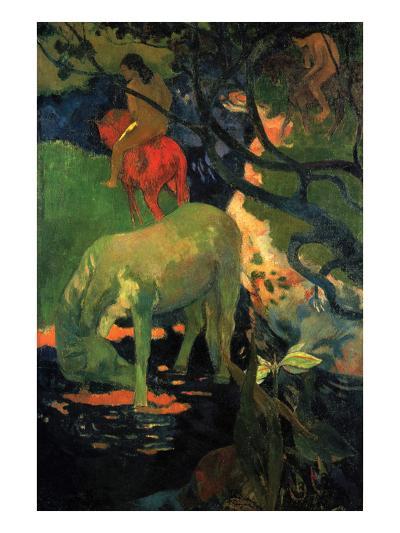 The Mold-Paul Gauguin-Art Print