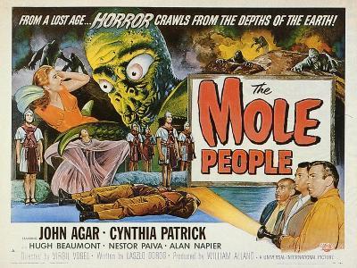 The Mole People, 1956--Art Print
