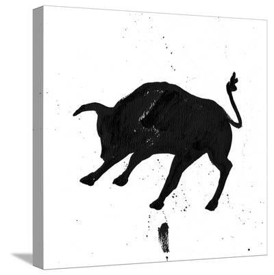 The Moment III-Rosa Mesa-Stretched Canvas Print
