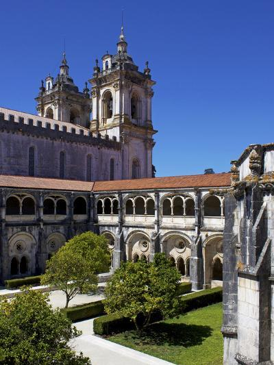 The Monastery, Alcobaca, UNESCO World Heritage Site, Portugal, Europe-Jeremy Lightfoot-Photographic Print
