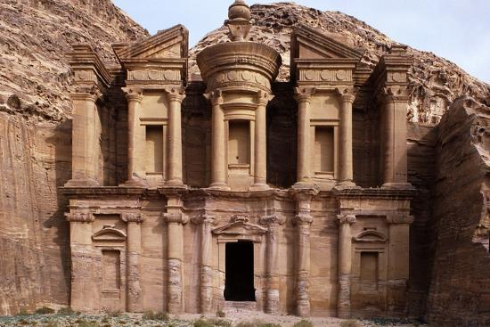 The Monastery (Ed Deir)--Photographic Print