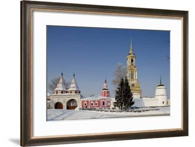 The Monastery of the Deposition of the Holy Robe--Framed Photographic Print