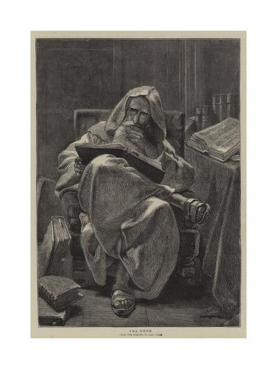The Monk-Carl Haag-Giclee Print