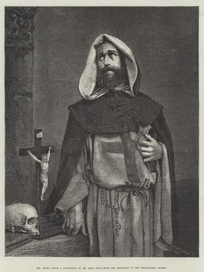The Monk--Giclee Print
