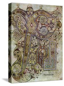 The Monogram Page, 800 Ad