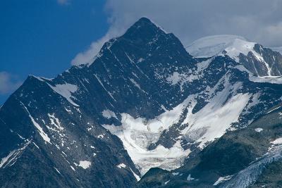 The Mont Blanc Massif--Photographic Print