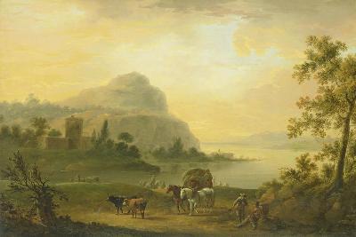 The Morning, 1773-Johann Jacob Tischbein-Giclee Print