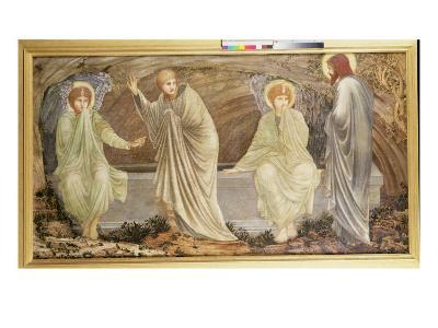 The Morning of the Resurrection, 1882-Edward Burne-Jones-Giclee Print