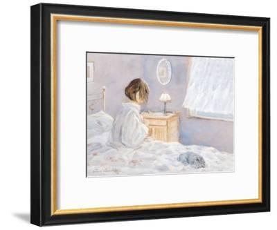 The Morning Ritual-Hélène Léveillée-Framed Art Print