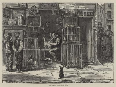 The Morning Toilet, Seven Dials-William Bazett Murray-Giclee Print