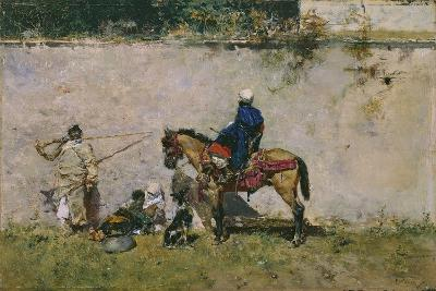 The Moroccans, 1872-1873-Mari? Fortuny-Giclee Print