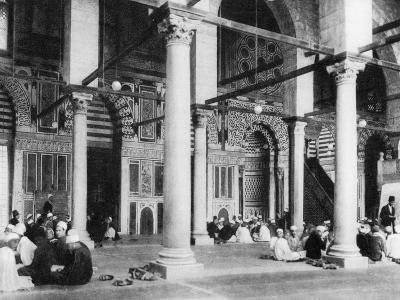 The Mosque of El-Mouayad, Cairo, Egypt, C1920S--Giclee Print