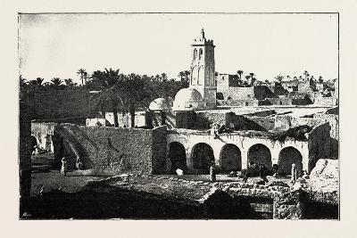 The Mosque of Sidi Okba, Algeria, 1890--Giclee Print