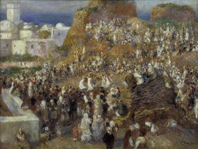 The Mosque-Pierre-Auguste Renoir-Giclee Print