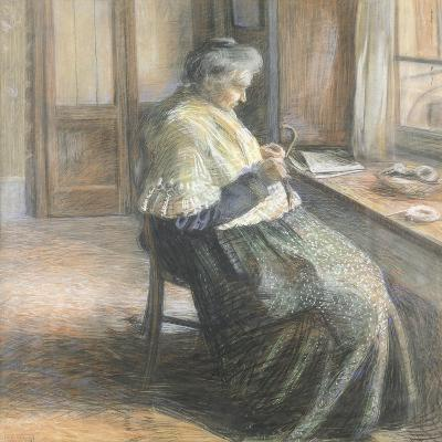 The Mother by Umberto Boccioni--Giclee Print