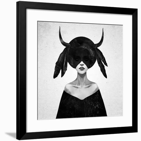 The Mound II-Ruben Ireland-Framed Art Print