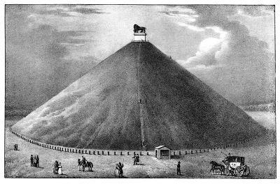 The Mountain of the Lion, 19th Century--Giclee Print