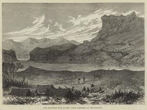The Mountain War in Fiji, Rock Fortress of Matanavatu