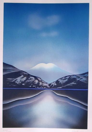 The Mountain-Irene Dedicova-Limited Edition