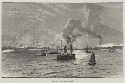 The Mouth of the Mersey--Giclee Print