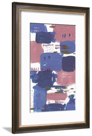 The Movement II-Melissa Wang-Framed Art Print