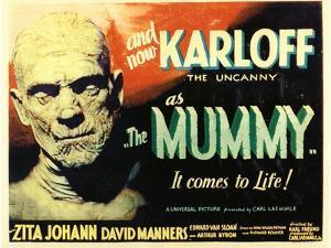The Mummy, 1932