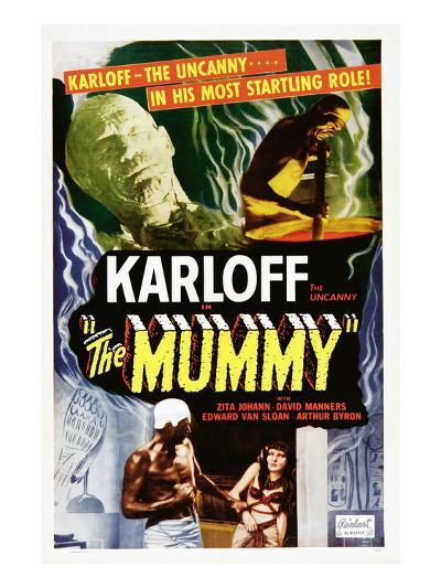 The Mummy, 1932--Photo