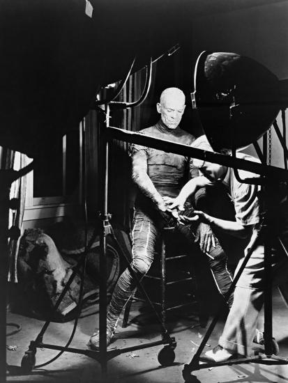 The Mummy, 1932--Photographic Print