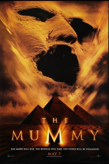 The Mummy, 1999--Art Print