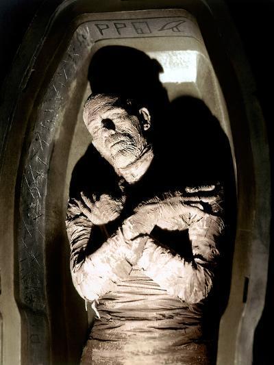 The Mummy, Boris Karloff, 1932--Photo