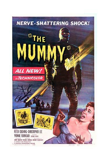 The Mummy--Art Print