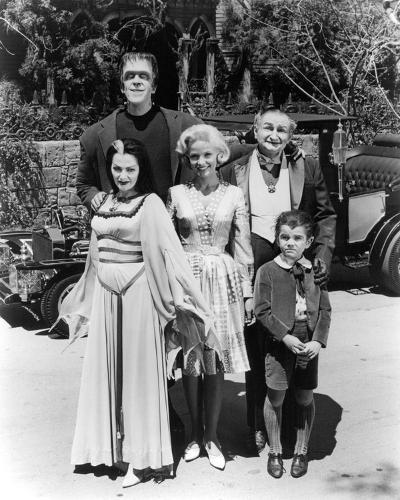 The Munsters (1964)--Photo