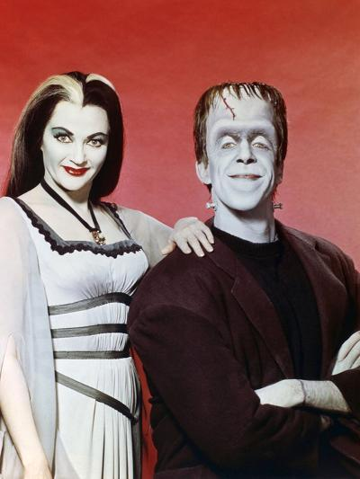 The Munsters, 1964--Photographic Print