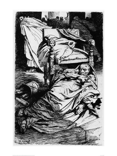 The Murder of Julius Caesar, 1924-Arthur Kampf-Giclee Print