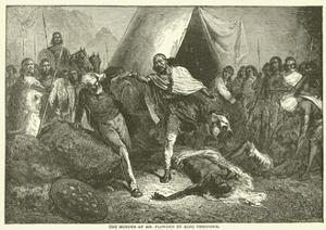 The Murder of Mr Plowden by King Theodore