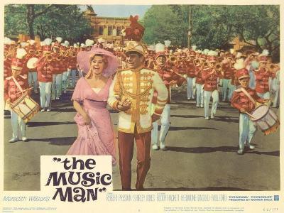 The Music Man, 1962--Art Print