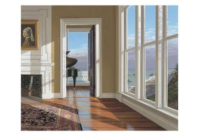 The Music Room II-Edward Gordon-Art Print