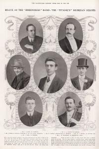 The Musicians on the Titanic