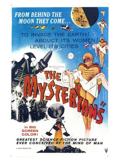 The Mysterians, 1959--Art Print