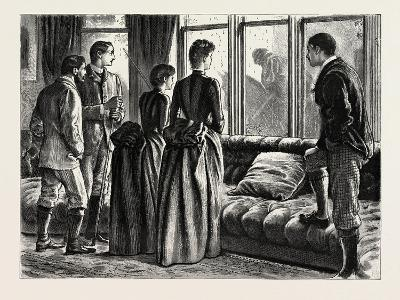 The Mystery, Interior, 1888-George L. Du Maurier-Giclee Print