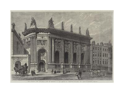 The National and Provincial Bank of England--Giclee Print